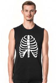 Bezrękawnik Skeleton Ribs
