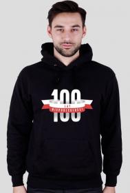 Męska Bluza 100 lat Niepodległości