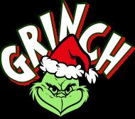 Poszewka Grinch