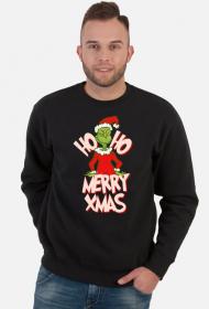 Bluza Ho Ho Merry Christmas