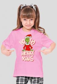 Koszulka Ho Ho Merry Christmas