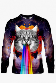 GALAXY CAT JUMPER