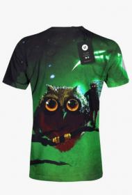 NIGHT OWL MEN'S T-SHIRT