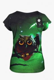 NIGHT OWL WOMEN'S T-SHIRT
