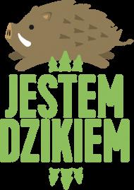 TORBA JESTEM DZIKIEM