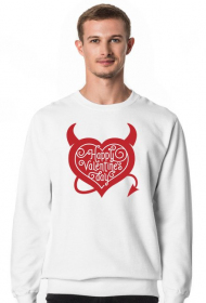 BLUZA HAPPY VALENTINES DAY
