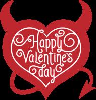 KOSZULKA HAPPY VALENTINES DAY