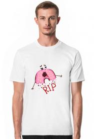 T-shirt Tłusty Pączek w rozpaczy