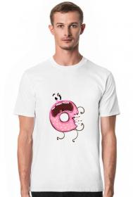 T-shirt Tłusty Pączek Nadgryziony