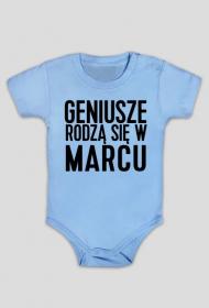 body dziecięce geniusze rodzą się w marcu