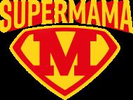 KOSZULKA DLA MAMY SUPER MAMA