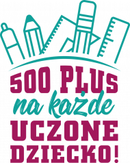 koszulka damska 500+