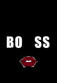 Bluza damska Girl Boss - biała