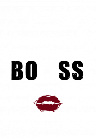 Bluza damska Girl Boss - czarna