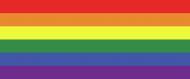 Maseczka Tęczowa LGBT
