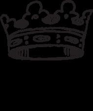 Fartuch kuchenny - Jego wysokość Dziadek (Prezent na Dzień Dziadka)