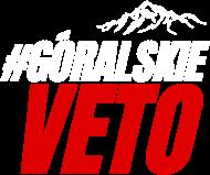 Koszulka - Góralskie Veto (Strajk przedsiębiorców)