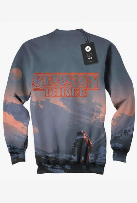 STRANGER THINGS JUMPER