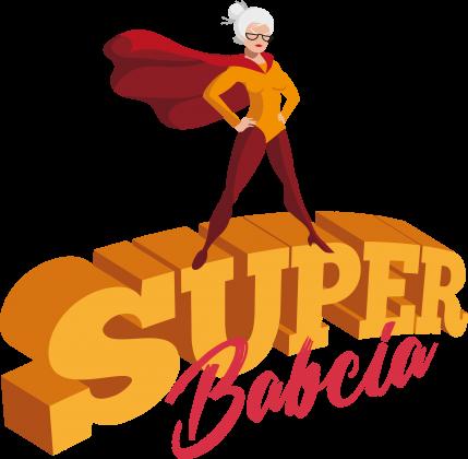 KOSZULKA SUPER BABCIA