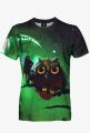 NIGHT OWL MEN'S T-SHIRT
