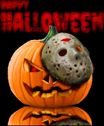 Halloween - kubek