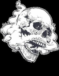 Kubek Toast X Skull
