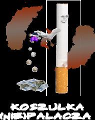 Koszulka (nie) palacza - Op Grafika