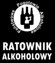 """Koszulka """"Ratownik Alkoholowy"""" parodia Ratownik Medyczny - OP Grafika"""