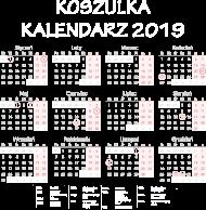 Koszulka Kalendarz 2019 - OP Grafika