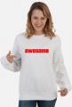 "Bluza z napisem ""Awesome"""