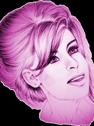 Bokserka damska Amy Winehouse