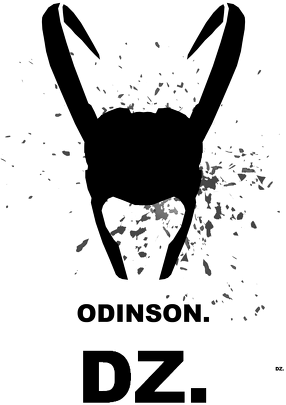 Poduszka ODINSON Marvel Loki Avengers Infinity War