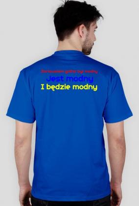 Gothic moja pierwsza koszulka