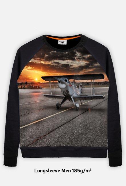 Mały Samolot - Bluza Fullprint