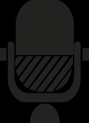 Mikrofon - Koszulka damska