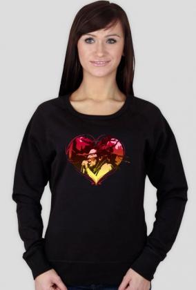 Bob Marley - Bluza damska