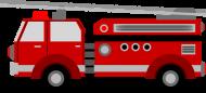 Bluzka Wóz Strażacki