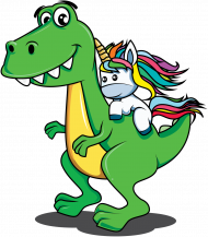 Bluzka Dino II