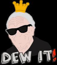 "Koszulka Męska - ""DEW IT!"" - Star Wars"