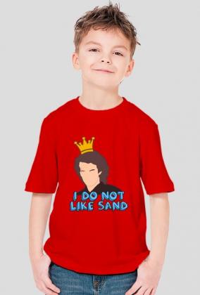 "Koszulka dla Chłopca - ""I don't like sand"" - Star Wars"