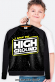 Bluza - I HAVE THE HIGH GROUND! - Star Wars