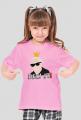 """Koszulka dla Dziewczynki - """"DEW IT!"""" - Star Wars"""