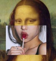 Koszulka Mona Lisa