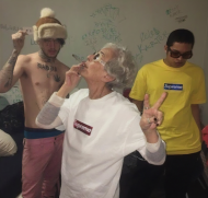 OKAZJA! Lil Peep custom tee koszulka t-shirt