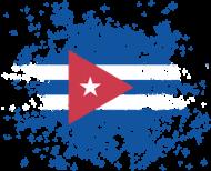 Kubek Flaga kubańska