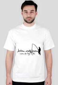 Koszulka dla wędkarza - przód