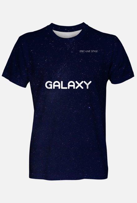 GALAXY Koszulka męska
