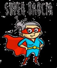 Bluza damska - Super Babcia