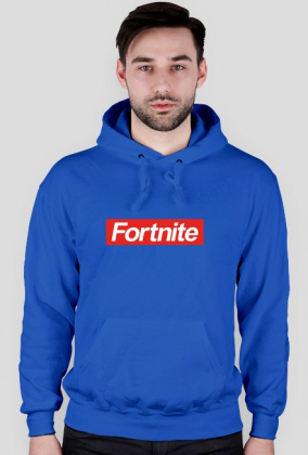 Fortnite Supreme - Bluza z kapturem Fortnite