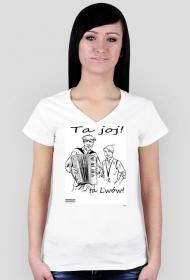 Koszulka damska Ta joj